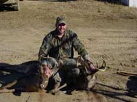 Hunting in the rut can help you get big bucks