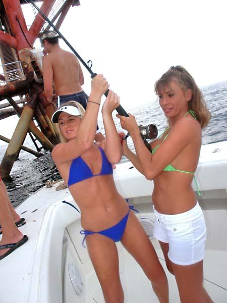 Fighting Big Tuna With Captain Rimmer Covington Of The Isle Of Capri Resort