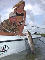 Gulf coast fishing guide for Hackberry la fishing