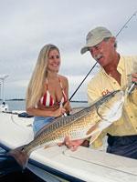 Gulf coast fishing guide for Gulf shores inshore fishing