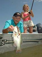Co-anglers compete for the love of fishing